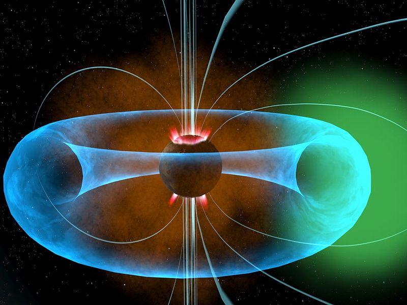 Plasmasphere Torus - Image: NASA