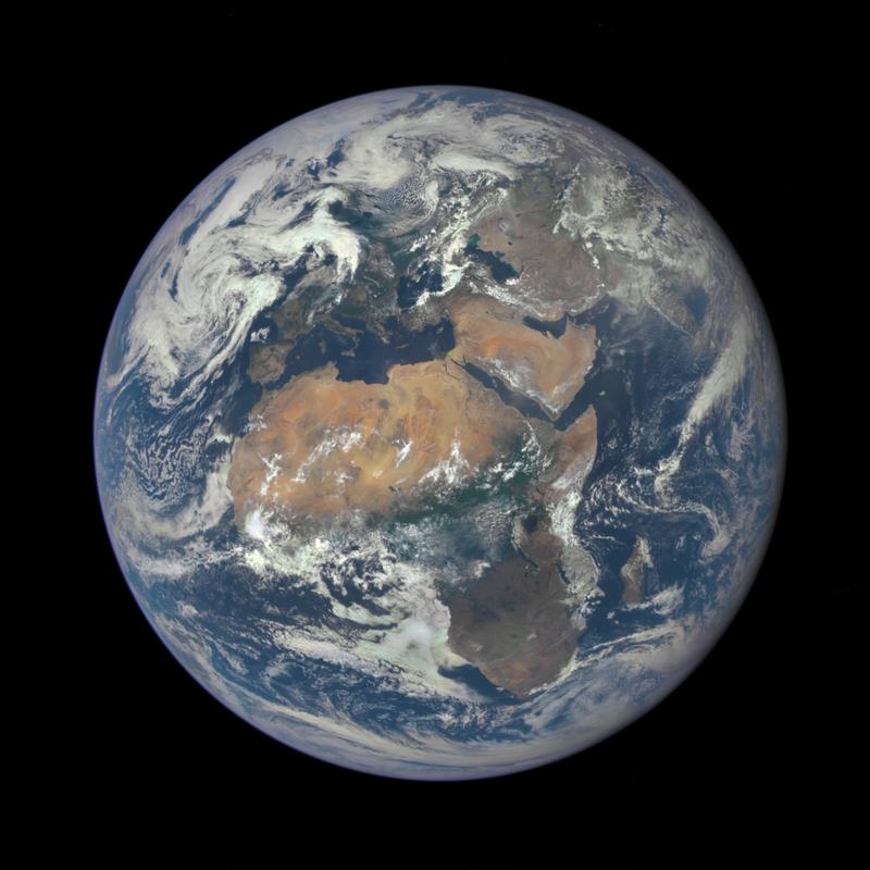 Photo: NASA/NOAA