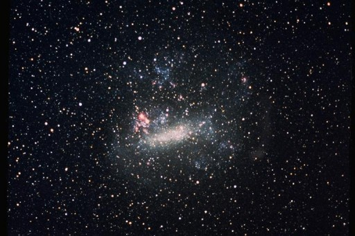 Large Magellanic Cloud - Photo: NASA