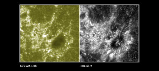 Image: NASA/IRIS/SDO