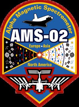 Image: NASA/AMS/CERN