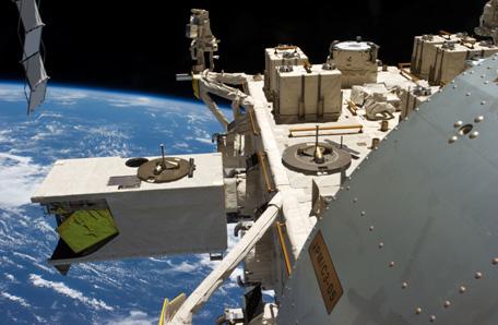 Image: NASA/Fibertek