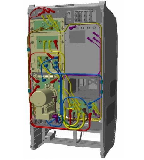EML installed in MSL Rack - Image: DLR