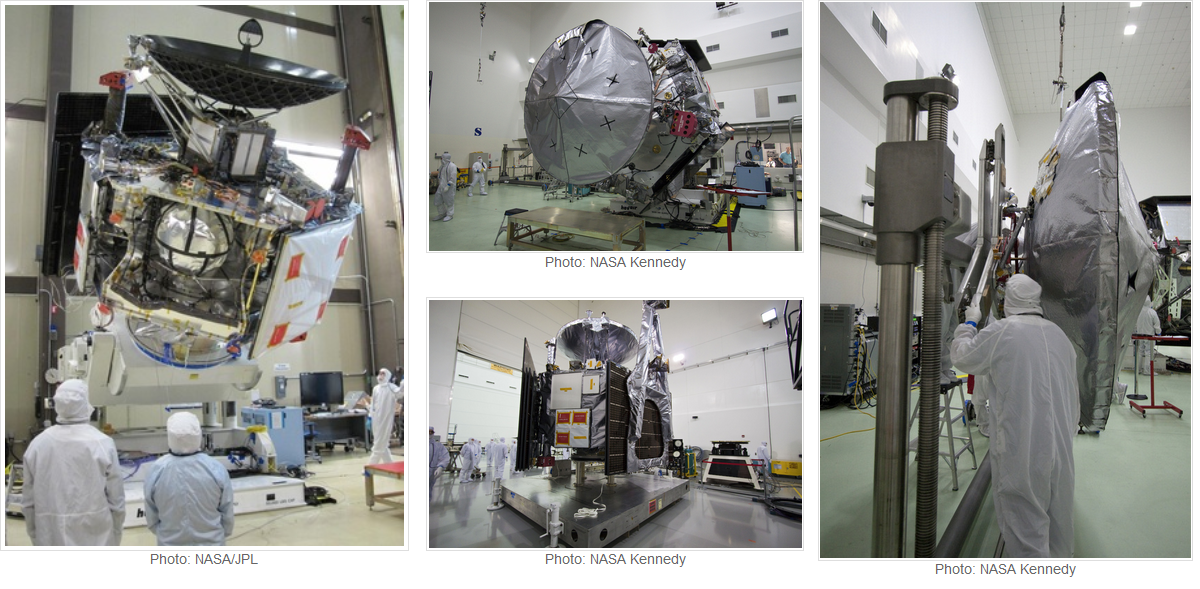 Juno's High Gain Antenna