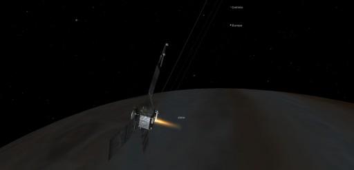 Image: NASA - Eyes on the Solar System