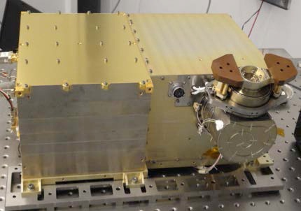 NMS Flight Unit - Photo: NASA Goddard