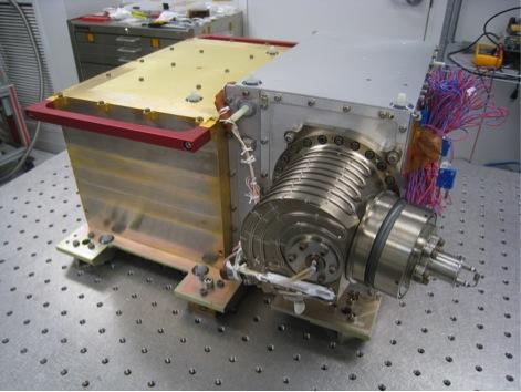 NGIMS Payload - Image: NASA/JPL