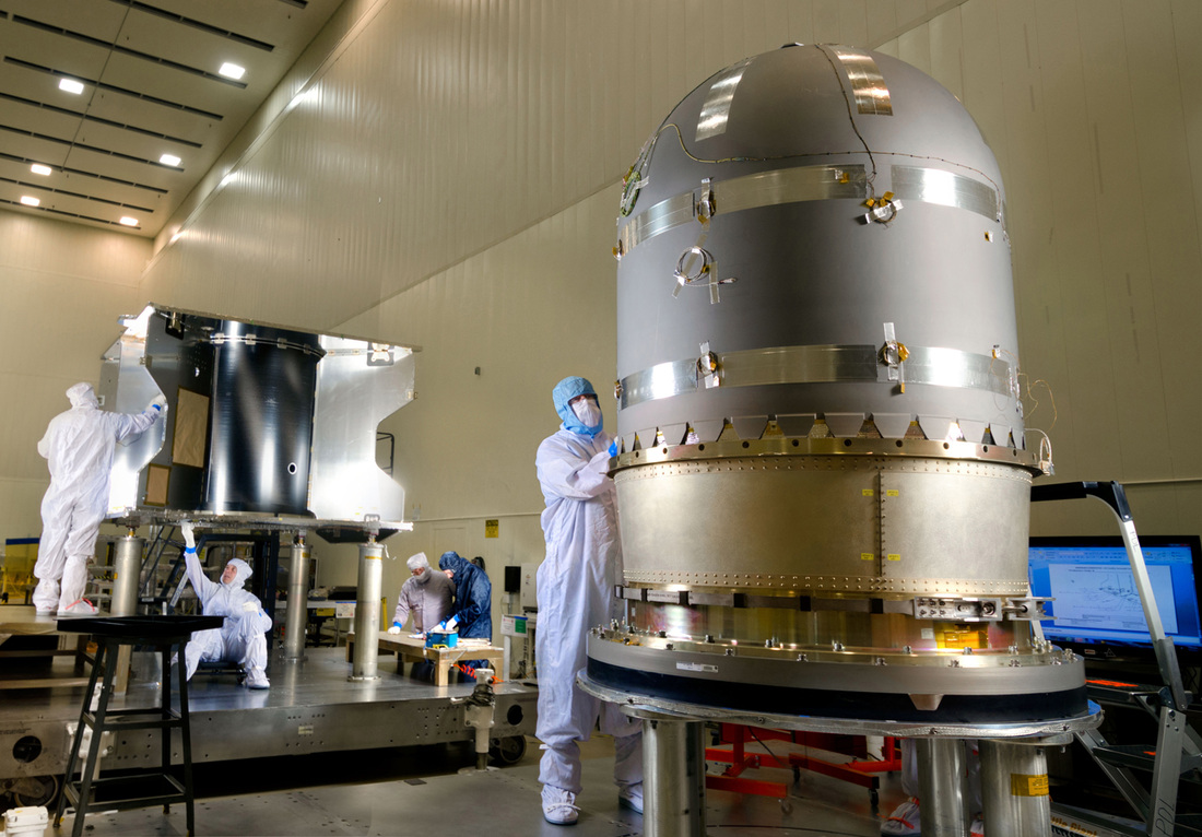 MAVEN Tank - Photo: Lockheed Martin