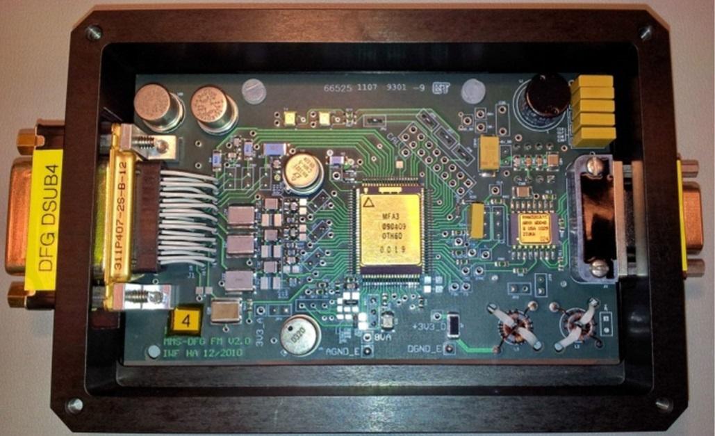 DFG Electronics Board - Image: NASA/University of California