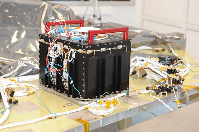 Main Command & Data Handling Box - Photo: NASA Goddard