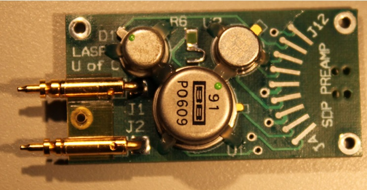 ADP Preamp - Photo: RIT/UNH