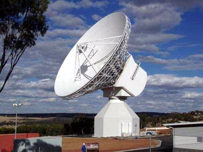 New Norcia - Credit: ESA