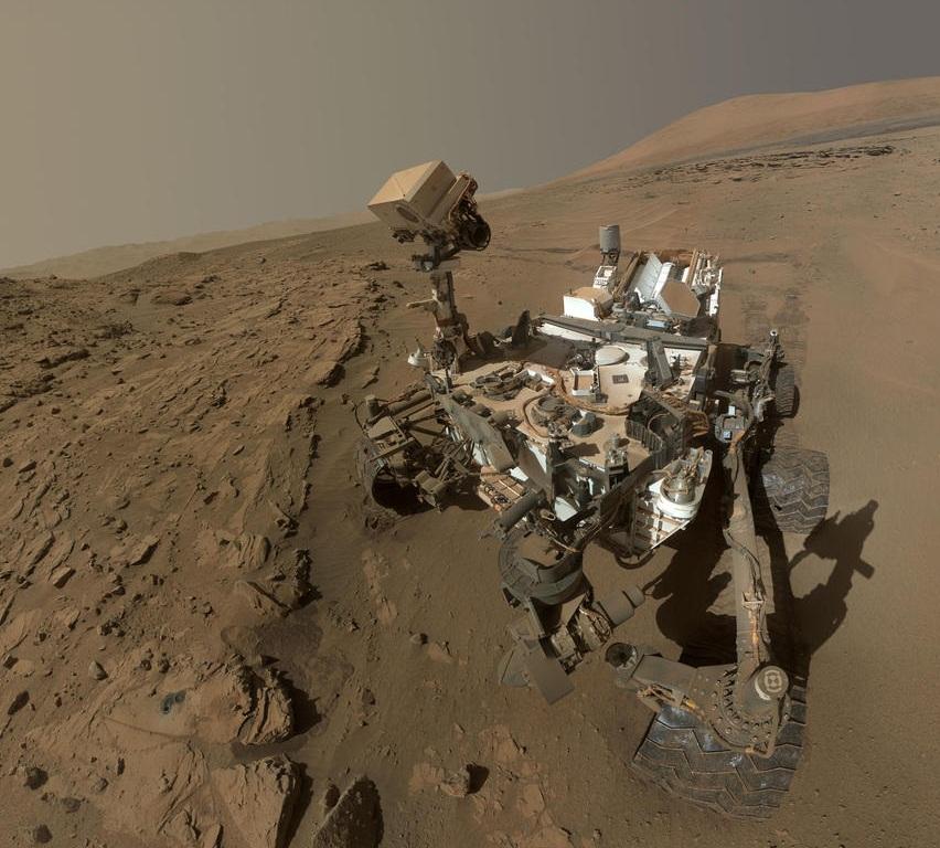 Photo: NASA/JPL/Caltech/MSSS