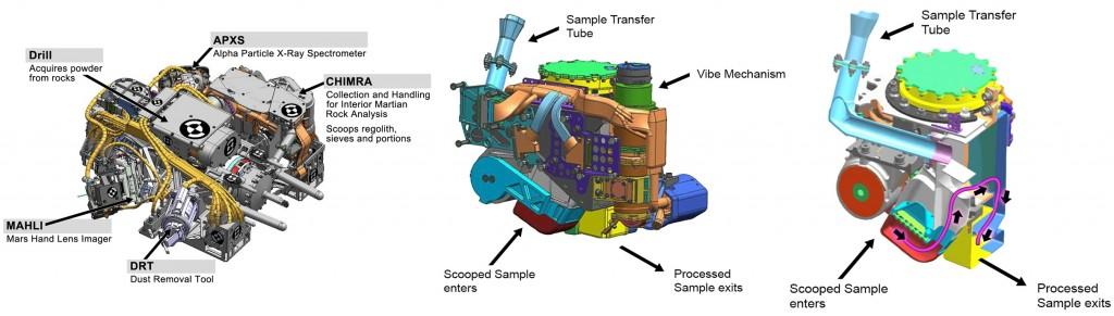 Images: NASA/JPL/Caltech
