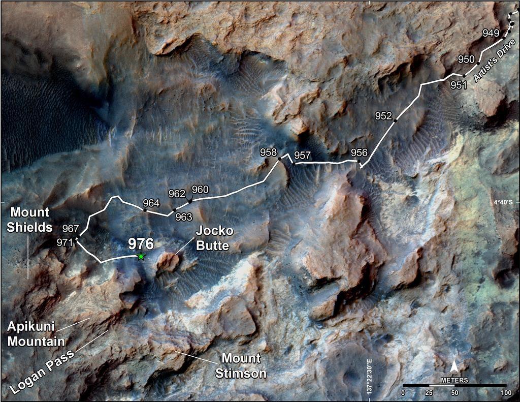 Image: NASA/JPL/Caltech/University of Arizona