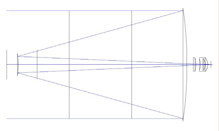 LORRI Optical Path - Image: JHU/SSG