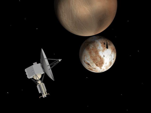 Pluto Kuiper Express - Image: NASA