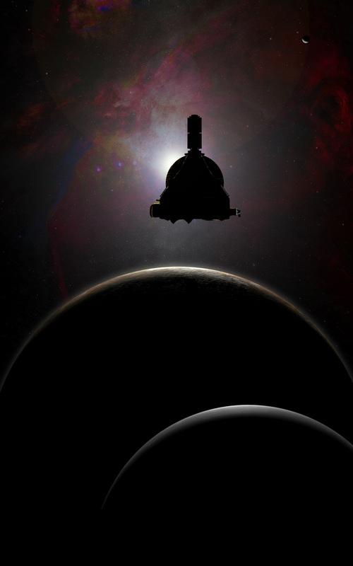 Image: NASA/JHU