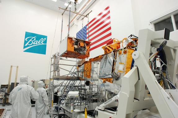 Photo: NASA/Ball Aerospace