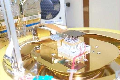 SXT Detector - Image: AstroSat Collaboration