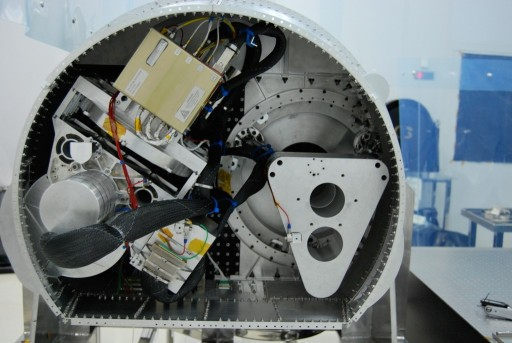 UVIT Focal Plane - Image: AstroSat Collaboration