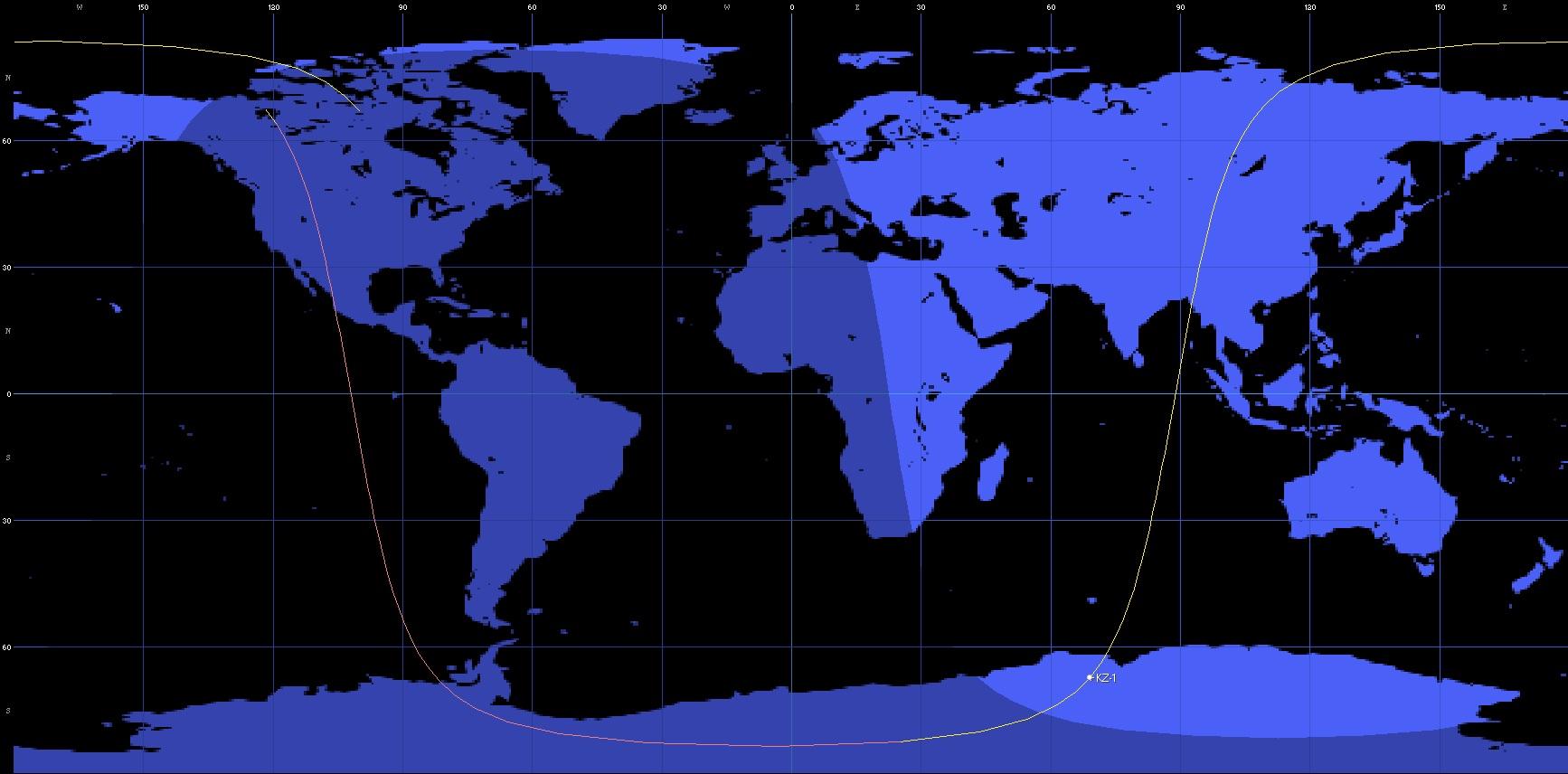 Image: Orbitron/Spaceflight101