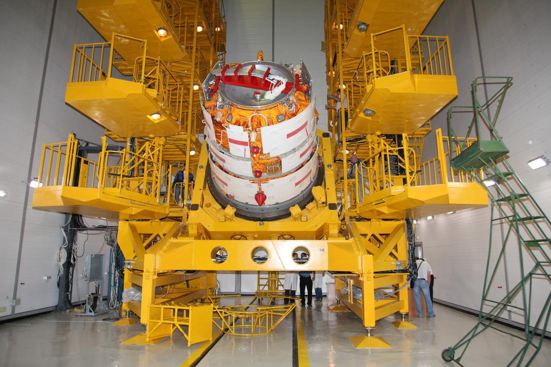 Photo: Roscosmos Service Module