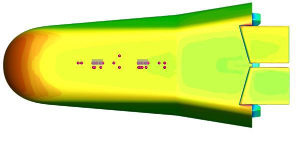 Image: ESA/ASI/RUAG/Thales CATE Sensors