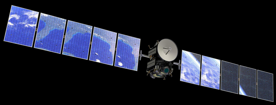 Dawn Spacecraft Amp Mission Overview Spacecraft Amp Satellites