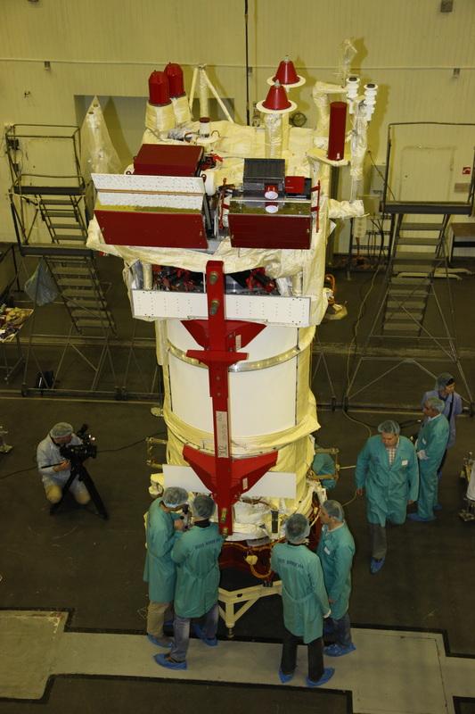 Photo: Roscosmos Meteor-M #2