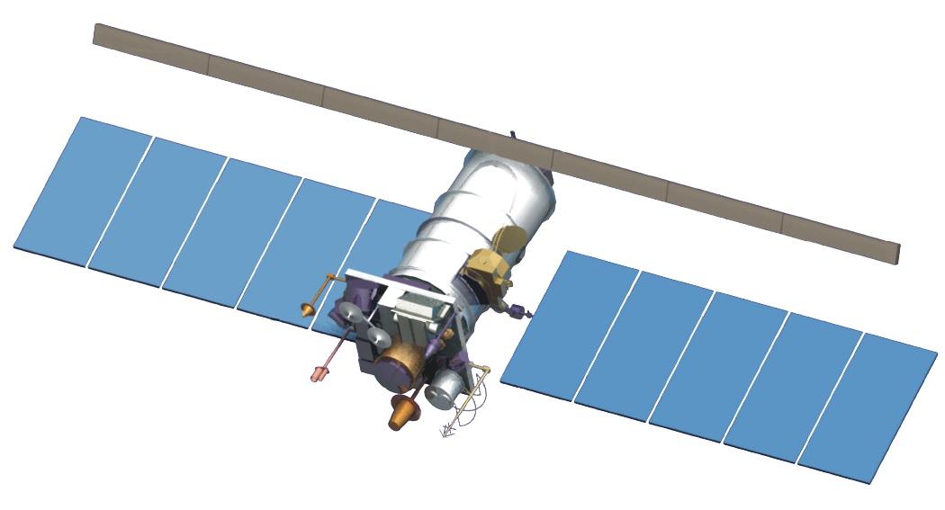 Image: Roshydromet/Planeta Meteor-M Satellite