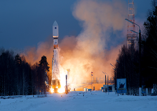 Photo: Russian Ministry of Defence Meridian 6 Launch