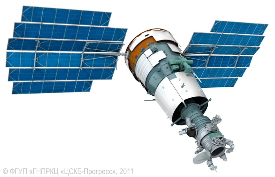 Image: TsSKB Progress Yantar-based Resurs Optical Imaging Satellite