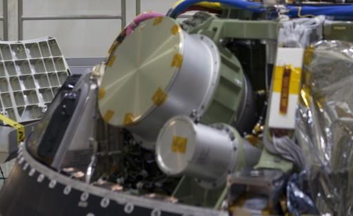 Parachute Mortars - Photo NASA