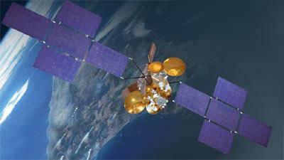 Ekspress AM-6 - Image: ISS Reshetnev