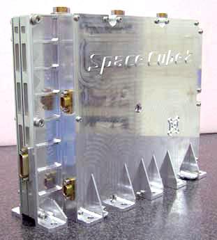 SpaceCube 2 - Image: ISAS/JAXA