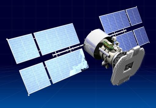 Potok Satellite - Image: ISS Reshetnev
