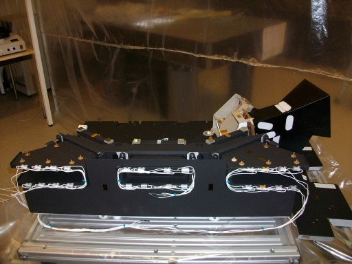 Optical Payload - Photo: OIP