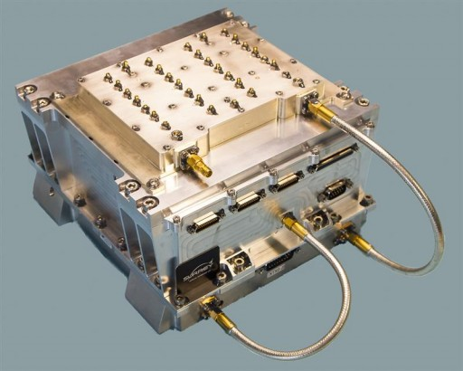X-Band Transmitter - Photo: SSTL