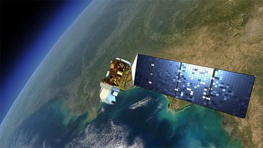 image satellite landsat