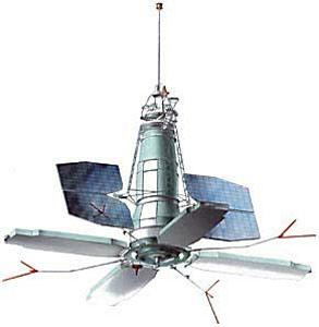 Tselina Satellite - Image: Yuzhnoye
