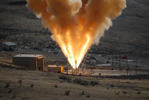 Photo: NASA/ATK