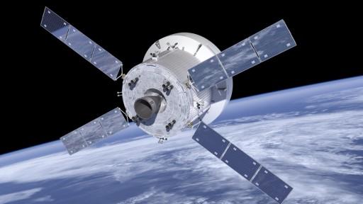 Orion Spacecraft Satellites