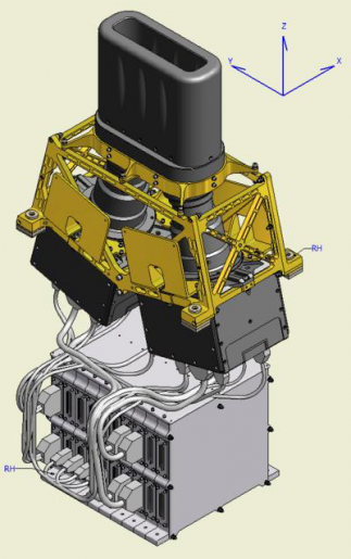 Wide Field Imager - Image: AMS Kepler