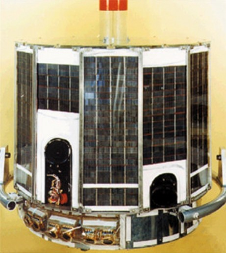 Block 4 Satellite - Photo: NRO/US Air Force