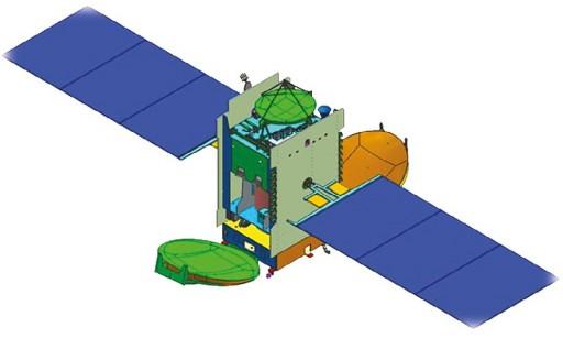 Image: ISRO/Arianespace