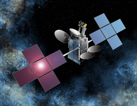 Image: Space Systems/Loral