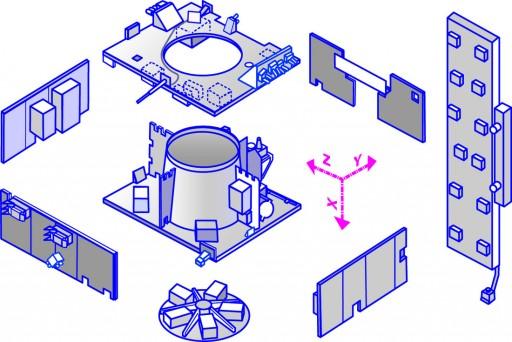 Service Module Design - Image: ESA