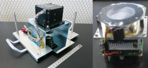 Microbolometer Array - Image: Tohoku University