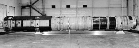 Assembled First and Second Stage - Photo: Kosmotras